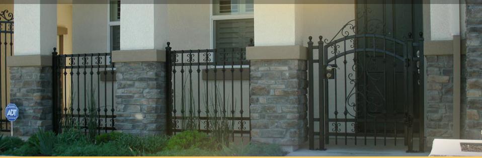 Porch Hand Railing
